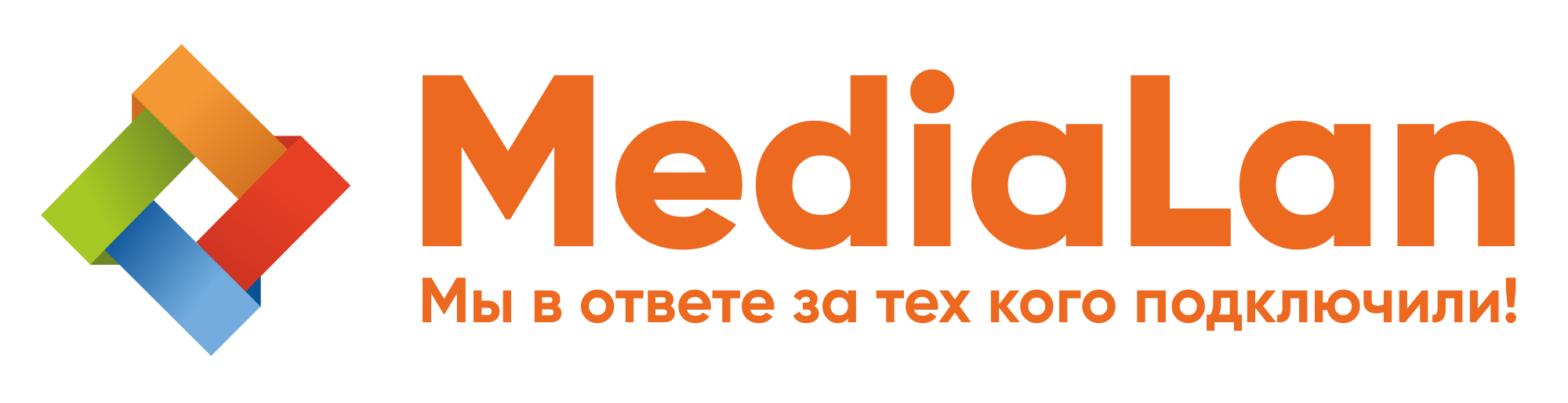 Логотип МедиаЛан